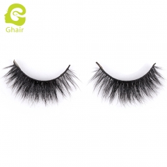 GHAIR 3D Mink Lashes Libra Style 100% Mink Fur Handmade False Eyelashes