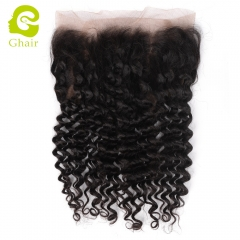 Special Offer | 10Inch deep wave 360 lace frontal 100% virgin human hair