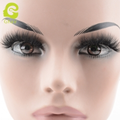 GHAIR 3D Mink Lashes Aquarius Style 100% Mink Fur Handmade False Eyelashes