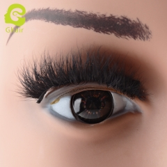 GHAIR 3D Mink Lashes Pisces Style 100% Mink Fur Handmade False Eyelashes