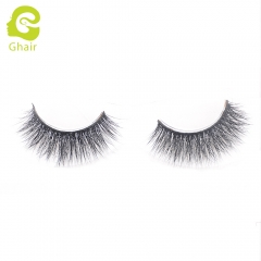 GHAIR 3D Mink Lashes Virgo Style 100% Mink Fur Handmade False Eyelashes