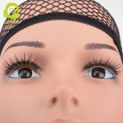 GHAIR 3D Mink Lashes Capricorn Style 100% Mink Fur Handmade False Eyelashes