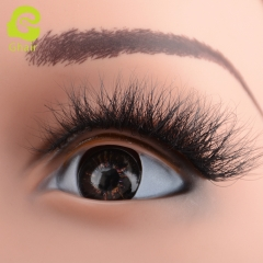 GHAIR 3D Mink Lashes Sagittarius Style 100% Mink Fur Handmade False Eyelashes