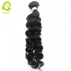 GHAIR Celebrity hair collection 1 bundle Italy curly cuticle aligned single donor hair
