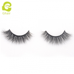 GHAIR 3D Mink Lashes Athena Style 100% Mink Fur Handmade False Eyelashes